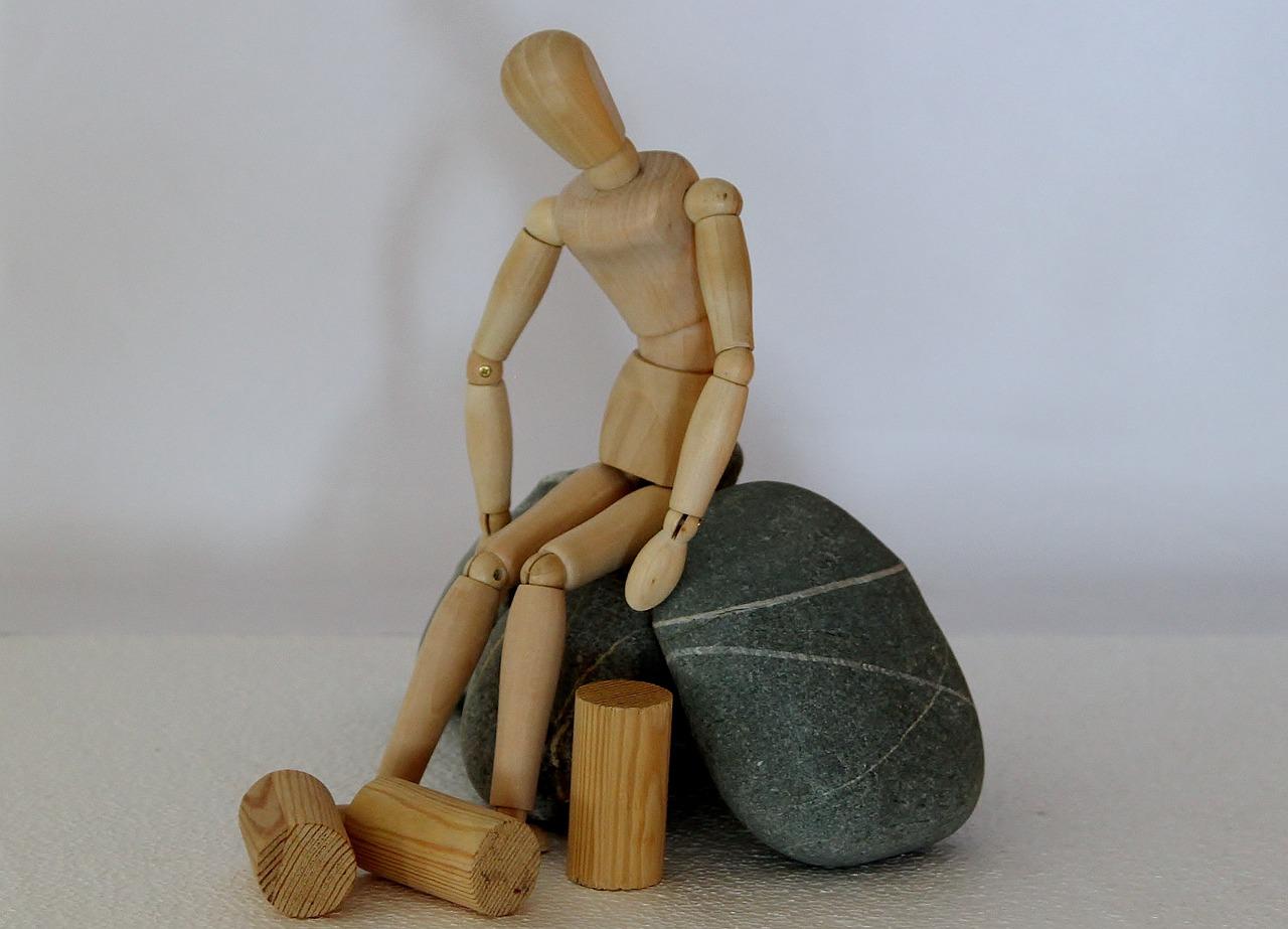 Rückenschmerzen – oft seelisch bedingt